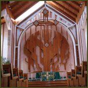 THE EPISOCOPAL PARISH OF ST. MATTHEW'S CHURCH-ALTAR