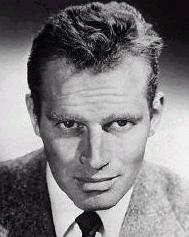 CHARLTON HESTON 1956