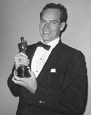 CHUCK WON THE OSCAR FOR BEST ACTOR(1959)