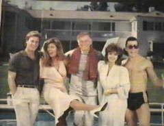 CHUCK & CAST OF THE COLBYS ('87)