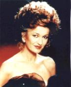 "Stephanie Beacham as:Sabella ""Sable"" Scott Colby"