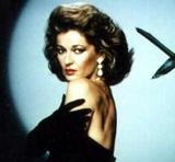 STEPHANIE BEACHAM AS SABLE COLBY
