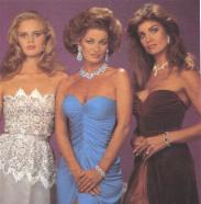 CLAIRE YARLETT,STEPHANIE BEACHAM & TRACY SCOGGINS