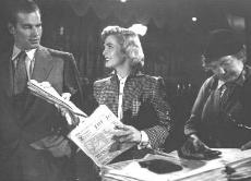 CHUCK, LIZABETH SCOTT AND AN EXTRA