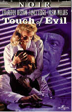 TOUCH OF EVIL POSTER (1958)