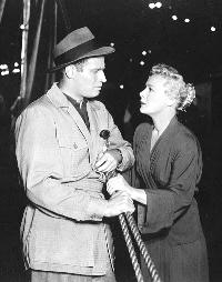 CHUCK & BETTY HUTTON