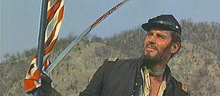 CHUCK AS MAJOR DUNDEE